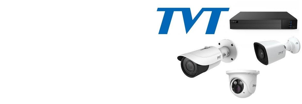 TVT HD Network Video Cameras and NVR's